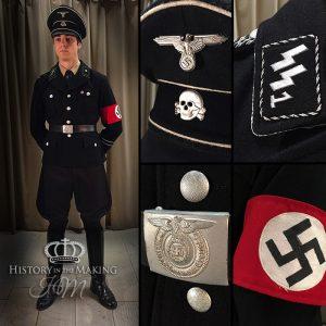 1938- SS Parade Uniform- Unterscharführer