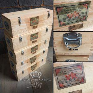 WW2 German 2cm Flack Ammunition Crates- reproduction