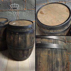 Barrels- full size- lightweight plastic