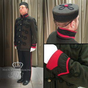 Victorian Rifle Regiment-Frock Coat