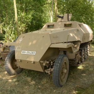 WW2 Armoured Vehicles