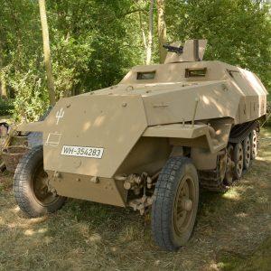 WW2 Armoured Vehicles