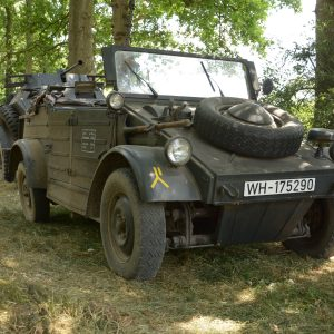 WW2 Light Vehicles