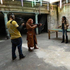 On Set Armourer- Film- Section 5