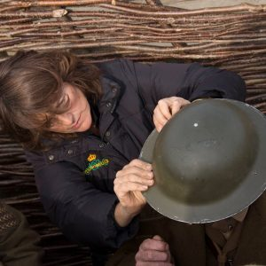 Costume Designer- War Above the Trenches- TV