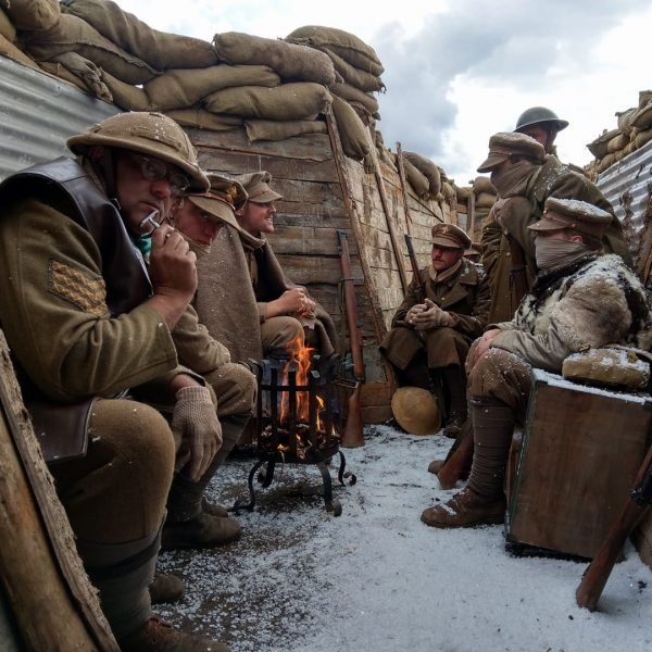 Costume Design- War Above the Trenches- TV
