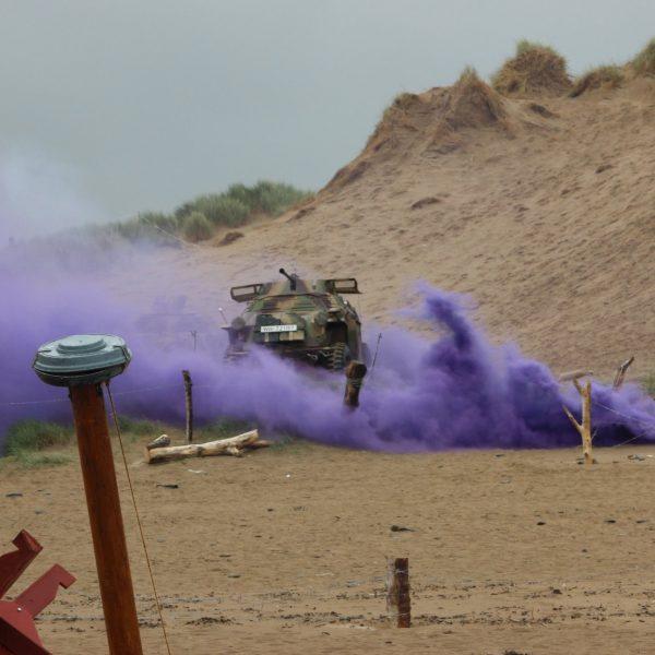 Smoke Grenade-Purple