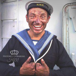 World War 2 (1939-1945) Royal Navy Uniforms